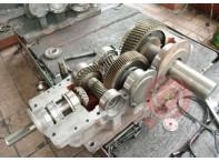 DCY减速机组装