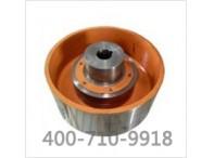 HLL型带制动轮弹性柱销联轴器(GB5014-85)